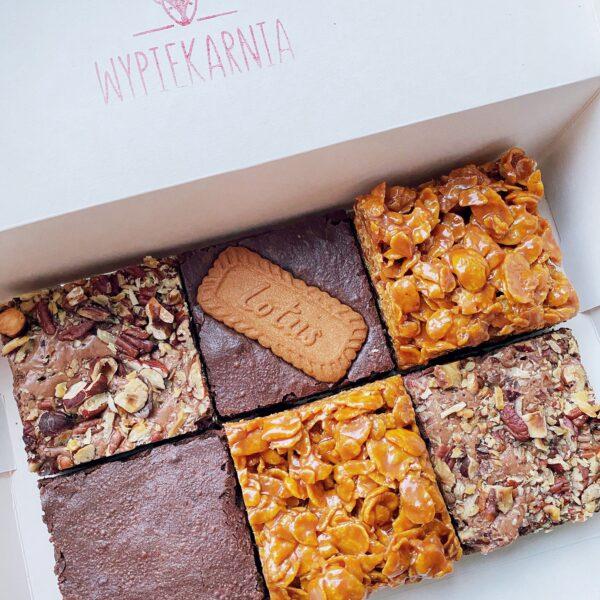 Ciasta z możliwością wysyłki